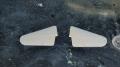 P11(仮)尾翼