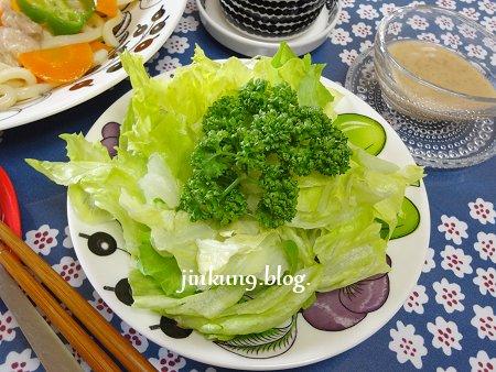 なんとなく7-01 余り野菜な適当あんかけうどん 4