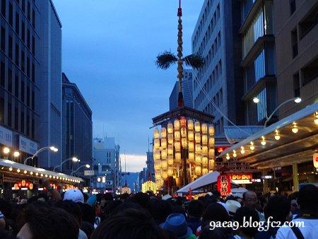 京都祇園祭宵山 2016 7月16日 6