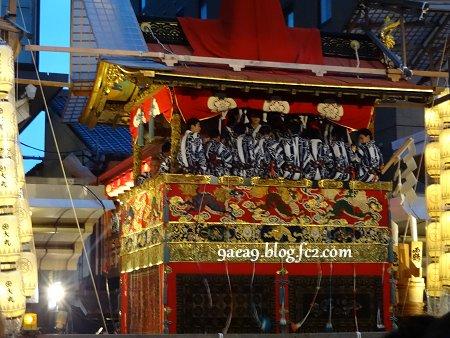 京都祇園祭宵山 2016 7月16日 8