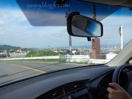 7月23日まずは琵琶湖