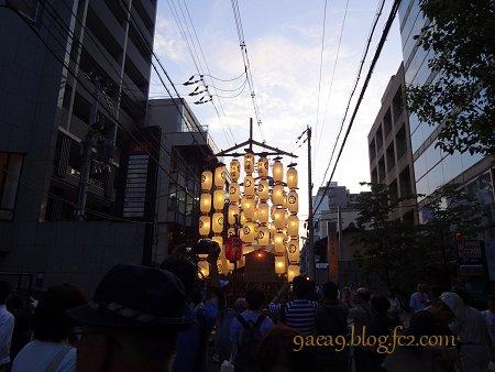 7月23日 祗園祭後祭 4