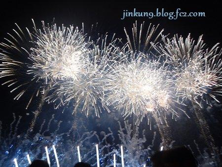 なんとなく8-06 真夏の長良川河畔で花火大会 0