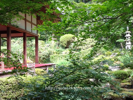2016 8-20 京都大原~三千院へ 4