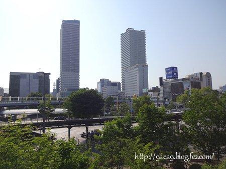 5月22日に行った時の岐阜駅周辺