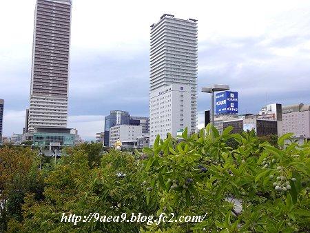 2016 9-29 の岐阜駅前