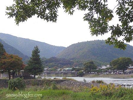 2016 10月20日 今日の京都嵐山 1