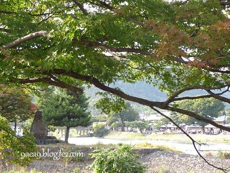 2016 10月20日 今日の京都嵐山 2