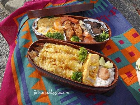なんとなく10-20 海老天わっぱ弁当を持って、京都嵐山 へ・・・歩きに 6
