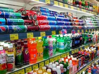 韓国で飲む飲料水