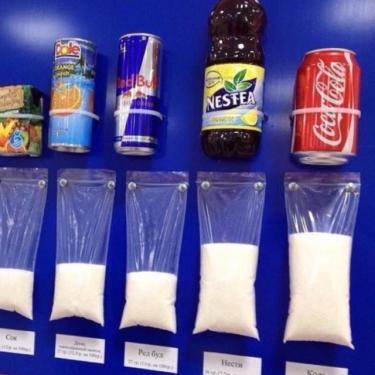 大変!砂糖の取りすぎw