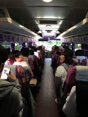 釜山外大もシャトルバス必須!
