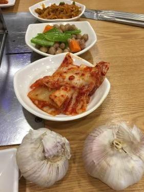 ニンニク、韓国で食べない日はない?w