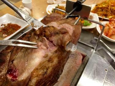 これね、、肉を削ぐ技術が必要w