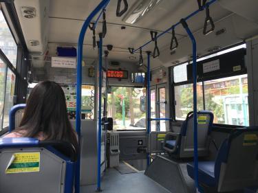 地方の路線バスにも乗っちゃえ!