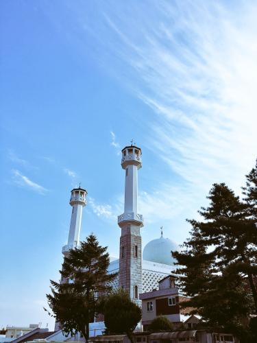 イスラム教 ソウル中央聖院。