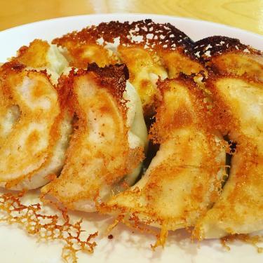 どうしても食べたくなっちゃうよねwイテウォンで餃子w