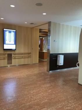 サービスエリアのトイレ