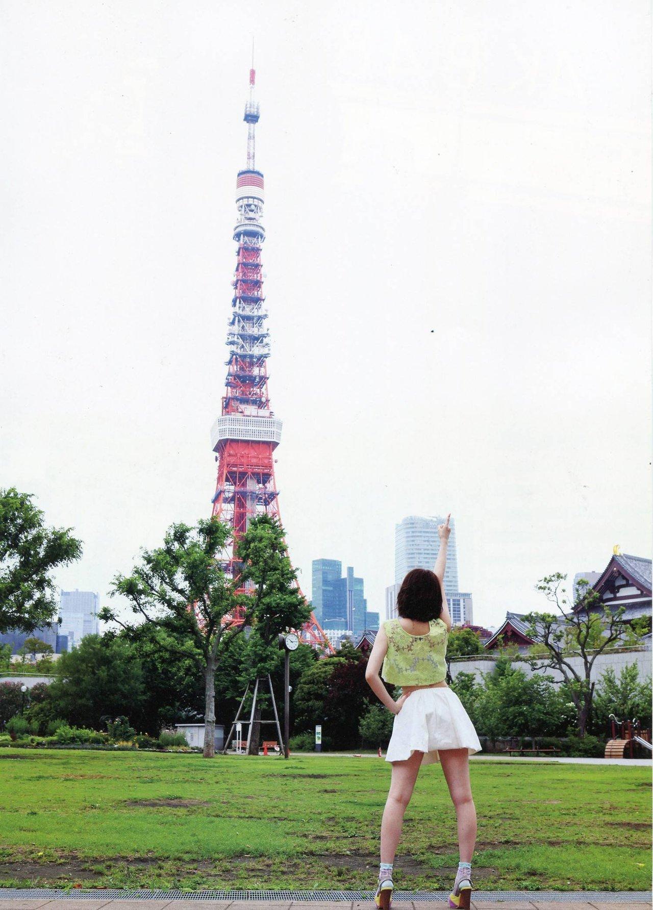 島崎遥香 東京タワー