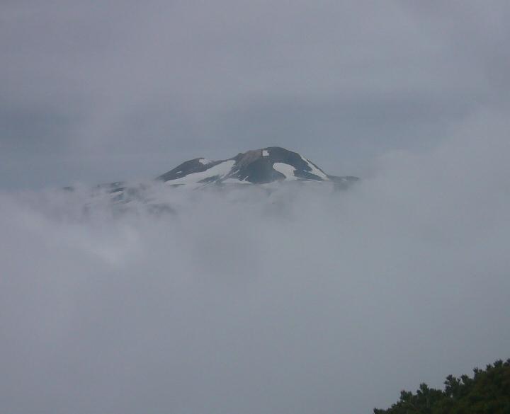 天空の白山 H28.5.28