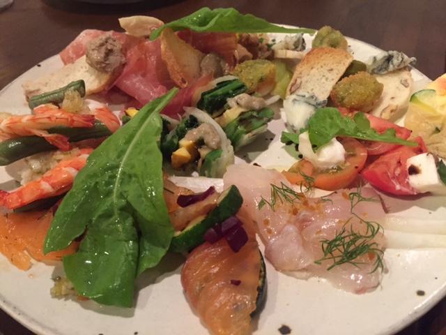italian dinner kyoto