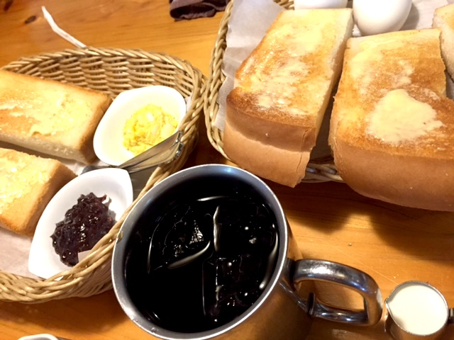komeda coffe de morning