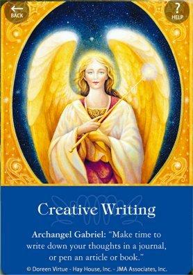 創造力で書く