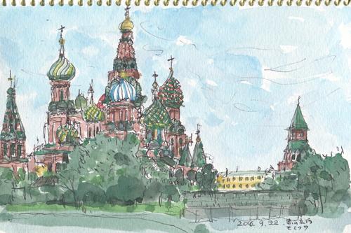 ロシア 2016-2