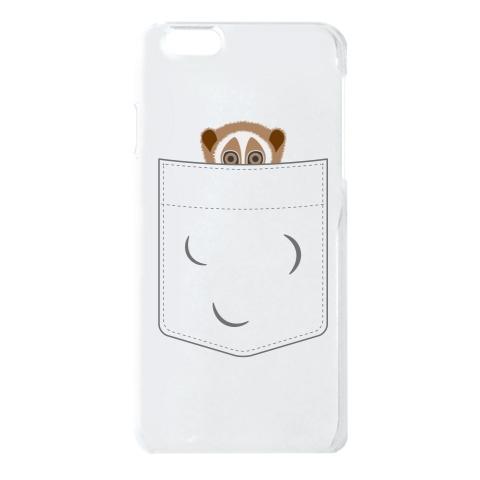 スローロリスiPhoneケース