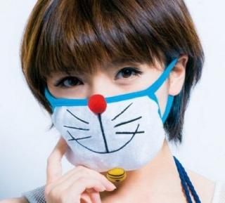 ドラえもんマスク