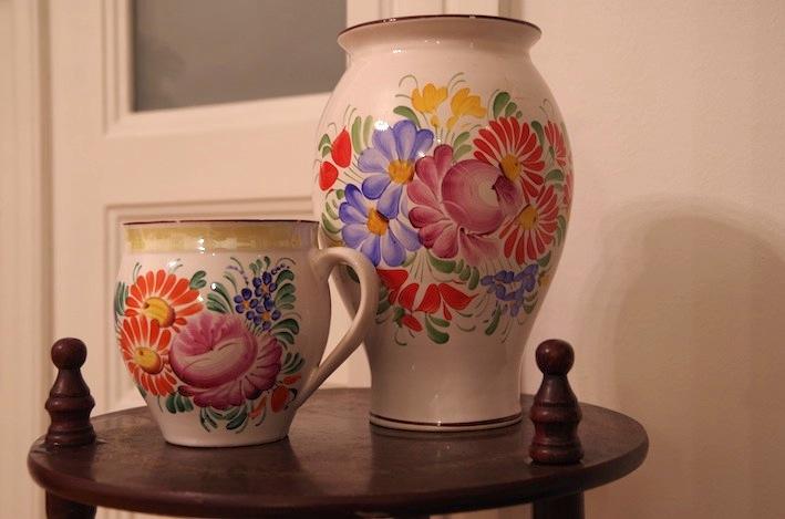 花瓶とマグ2