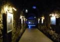洞窟内の展示