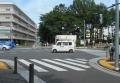 八坂交差点(九道の辻)
