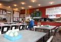 食堂の内部
