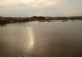夕照橋から見た平潟湾