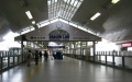 出発点の新杉田駅