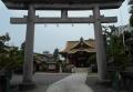 熊野神社・鳥居