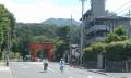 吉田神社(母校近く)