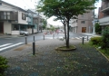平川町公園から東神奈川方向へ