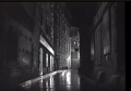 ウィーンの夜の路地