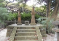 三浦按針夫妻の墓