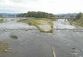 賀茂大橋から見る合流点