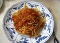 パスタ・トマトソース