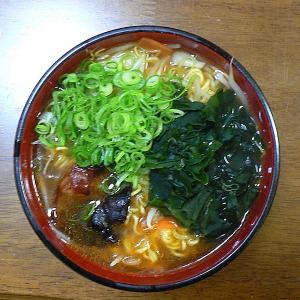奈良天理醤油ラーメン完成