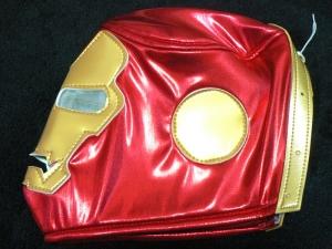 アイアンマンマスク