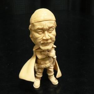 松本零士先生フィギュア