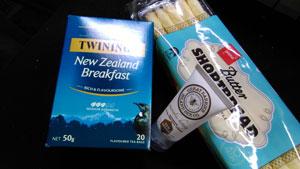 ニュージーランド土産
