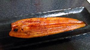 2016-7鹿児島産鰻の蒲焼き