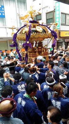 2016戸越八幡大祭