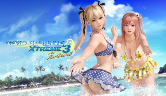 DEAD OR ALIVE Xtreme 3 Fortune 基本無料版_20160520182412_R